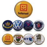 6708 Elite Domed Flat Marker