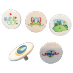 6805 Digital Plastic Marker