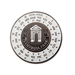 6971 44mm - Yardage Marker