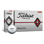 8115 Titleist Pro V1x High Number Golf Balls