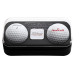 8235 Titleist 2 Ball Pack With Ball Marker (2BMarker)