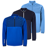 CGKF7086 Callaway Technical Mid Layer 1/4 Zip Pullover