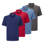 CGKS70V9 Callaway Heathered Polo